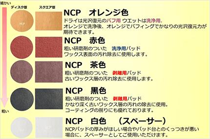 NCPノンケミパッド