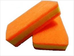 EX-パッド オレンジ×オレンジ